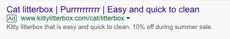 google adwords provider