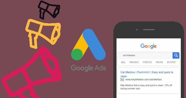 google ads management hong kong