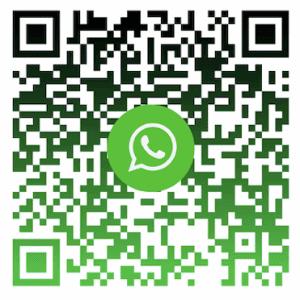 whatsapp qr code for mcg
