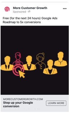facebook advertisement 1