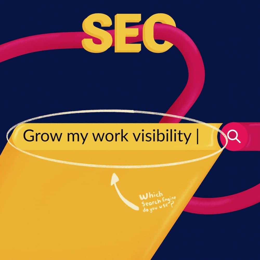 grow visibility with SEO